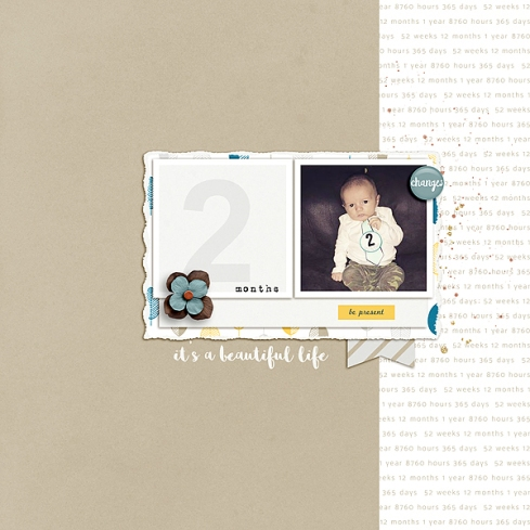 Every Day Life - Papers No. 7 by MEG Designs Every Day Life - Journal Cards No. 4 by MEG Designs