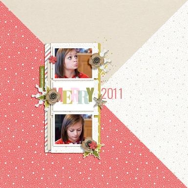 Holiday Bundle by Sahin Designs Quick Scraps Vol 6 by Anita Designs