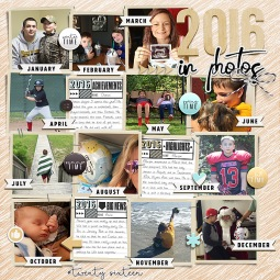 Year In Review Accents by Just Jaimee Year In Review Photo Collage Templates by Just Jaimee Year In Review Journal Cards by Just Jaimee Storyteller 2016 December Papers by Just Jaimee