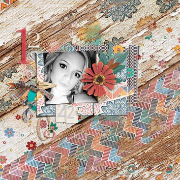 Sundara by Etc. by Danyale Wonderful You Template by Lynn Grieveson