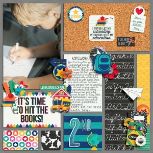 All Year Round: Educaitons by Traci Reed and Jady Day Studio Full On Bundle by Amy Martin