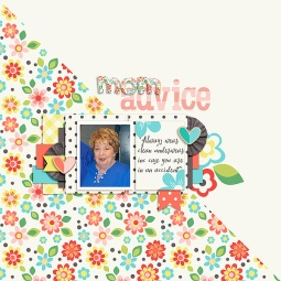 A Mother\'s Love Elements, Papers, and Alphas by River~Rose Quick Scraps Vol. 6 by Anita Designs