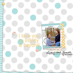 Eternal Kit, Templates, Buttons, and Journal Cards by MEG Designs