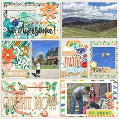 Stacked Pocket Journal Cards - Storyteller March 2017 Add-on by Just Jaimee Quick Pocket Frames Journal Cards - Storyteller March 2017 Add-on by Just Jaimee Pocket Stories 8 by Etc. by Danyale