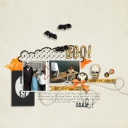 O'Halloween by Sabrina Dupre Catching some Z's {Dressed Down} by Fiddle-Dee-Dee Designs