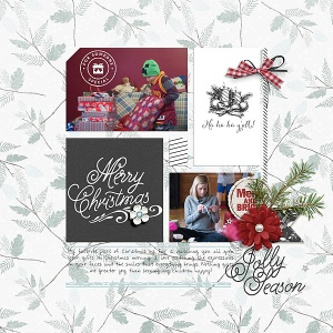 Dear Santa | Grab Bag by Anita Designs and Sahin Designs