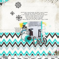 How's the Weather? Winter Digital Kit - Storyteller January 2017 Add-on by Just Jaimee Storyteller 2016 April - Template Pack by Just Jaimee Lyrics from Long December by Counting Crows