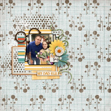 Hipster Dad Kit by Etc. by Danyale Templates - Storyteller June 2017 Add-on by Just Jaimee