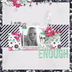 I Am Enough Bundle by River~Rose