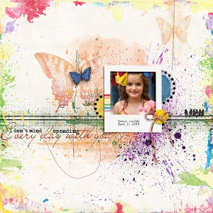 Life in Color {Bundle} by Val C. Designs and Vicki Stegall