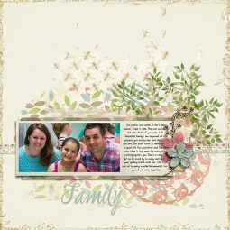 Love Lines Genealogy Kit by Etc. by Danyale Template by Dawn Inskip