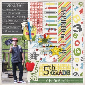 Favorite Teacher by Etc. by Danyale Full ON Bundle by Amy Martin