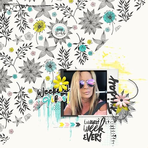 Days of the Week by Just Jaimee Days of the Week Journal Cards by Just Jaimee