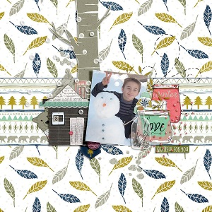 Cozy Sweater Papers and Elements by Amy Wolff Mason Love Elements by Etc. by Danyale Stacked Houses by Etc. by Danyale