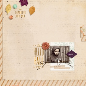 Splendid Autumn - The Papers by Mari Koegelenberg Splendid Autumn - The Journaling Cards by Mari Koegelenberg Splendid Autumn - The Elements by Mari Koegelenberg H2O Templates by Scooty's Designs