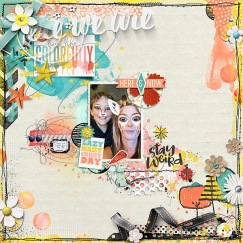 Storyteller 2016 :: A Stacked Mess - August Add-on by Just Jaimee Storyteller 2016 :: Stacked Frames - August Add-on by Just Jaimee