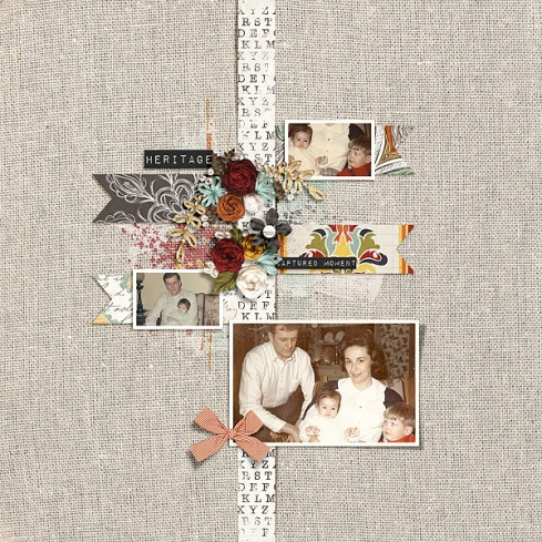 Yesterdays by Etc. by Danyale As Time Goes By {Dressed Down} by Fiddle-Dee-Dee Designs