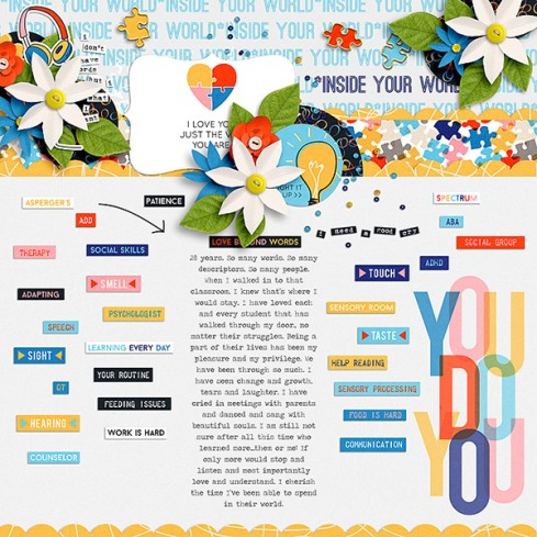 Inside Your World Papers by Amber LaBau Inside Your World Elements by Amber LaBau Inside Your World Cards by Amber LaBau I Will Shine Template by Crystal Livesay
