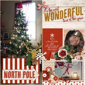 Pocket Life '15: Holiday Collection by Traci Reed
