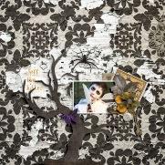 #13 Rue Noir by Etc. by Danyale #7 Rue Noir by Etc. by Danyale Creepy {Dressed Down} by Fiddle-Dee-Dee Designs