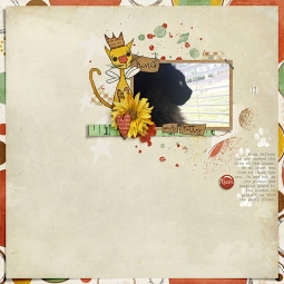 Meowster Kit by Etc. by Danyale Storyteller 2016 :: Sketched Templates - June Add-on by Just Jaimee