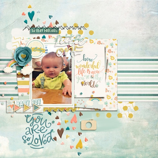 Oh Baby! Digital Kit - Storyteller May 2017 Add-on by Just Jaimee Storyteller 2016 :: Sketched Templates - September Add-on by Just Jaimee