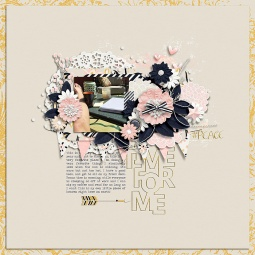 A New Me by River~Rose Designs I Will Shine Templates by Crystal Livesay