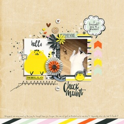 Cats by Just Jaimee Cats Journal Cards by Just Jaimee DSD 2017 Grab Bag by Sara Gleason and Crystal Livesay