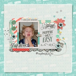 Real Life In Pockets | Bad Mom | Element Pack by Just Jaimee Real Life In Pockets | Bad Mom | Filler Cards by Just Jaimee