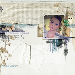 Everyday Moments Collection by Dawn Inskip The Way It Is Templates by Lynn Grieveson