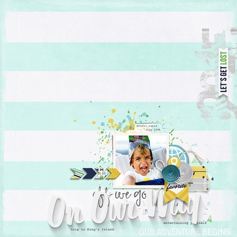 Storyteller 2016 :: Travelogue Kit Collab - August Add-on by JustJaimee and Laura Passage Storyteller 2016 August - Mixed Media Paint by Just Jaimee Storyteller 2016 :: Sketched Templates January Add-on by Just Jaimee