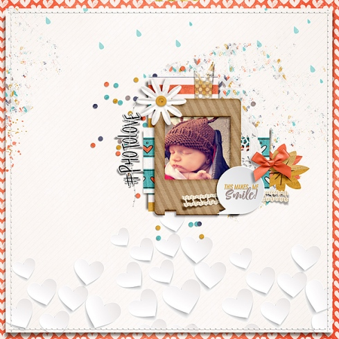 I Heart Fall Elements by Just Jaimee I Heart Fall Papers by Just Jaimee Storyteller 2016 November - Template Pack