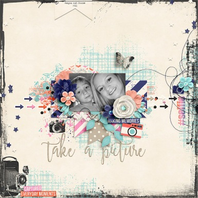 Take A Picture: Collection by River~Rose iNSD 2017 Grab Bag by Crystal Livesay and Sara Gleason