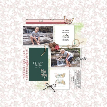 Woodnote   Bundle by Sahin Designs Blockbuster   Templates by Sahin Designs and Jimbo Jambo Designs