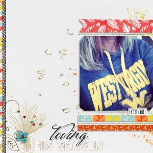 Sweater Weather Collab by Valorie Wibbens and France M Designs Sweater Weather Journal Cards by Valorie Wibbens and France M Designs Journalers No. 4 by Valorie Wibbens