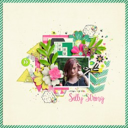 Bright Side Kit and Template by River~Rose