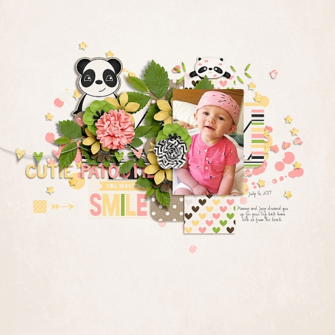 Cutie Patootie by River~Rose Wear Your Crown Templates by Crystal Livesay