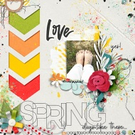 Page Clippers - Storyteller April 2017 Add-on by Just Jaimee A Stacked Mess Borders + Clusters - Storyteller April 2017 Add-on by Just Jaimee