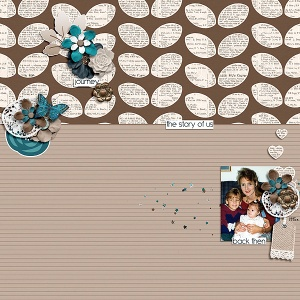 Our Journey by River~Rose September Templates by Sahin Designs