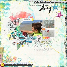 Storyteller 2016 :: A Stacked Mess - July Add-on by Just Jaimee Storyteller 2016 :: Stacked Frames - July Add-on by Just Jaimee Storyteller 2016 July - Mixed Media Paint by Just Jaimee