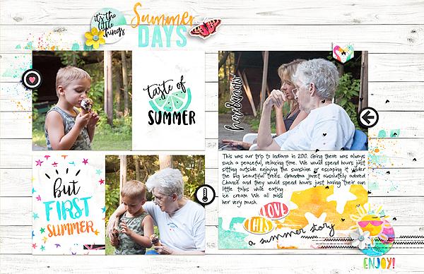 Summer-Story