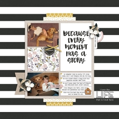 Homemade Collection by Sahin Designs February 2017 Layout Templates by Sahin Designs