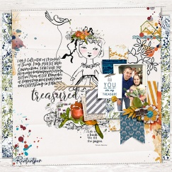 Treasured: The Things - Blog Hop by the TLP Designers