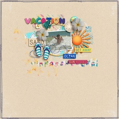 Aloha Add-on by Kristin Aagard Artsy Fartsy {Dressed Down} by Fiddle-Dee-Dee