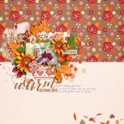 Glorious Fall by River~Rose Mix It Up Templates by Crystal Livesay