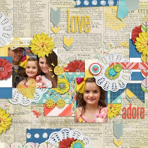 Sunkissed and Sunkissed FB Freebie by Tracy Martin Phantasmagorical by Little Green Frog