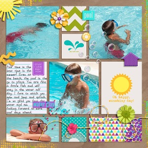 Capture 2014: Summer Bucket List|Bundle by Cluster Queen Creations