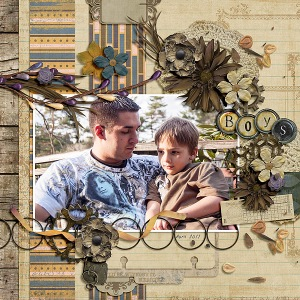 Fuss Free: Little Things 2 by Fiddle-Dee-Dee Designs Unfortunate Events Kit by Etc by Danyale