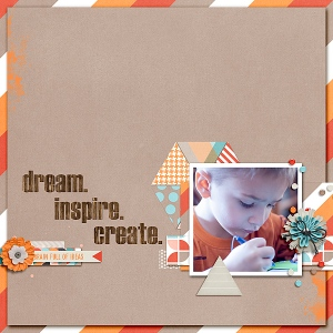 Inspire Me Elements by Scooty's Designs Inspire Me Papers by Scooty's Designs Clean Sketch 1 + 2 by Sabrina's Creations