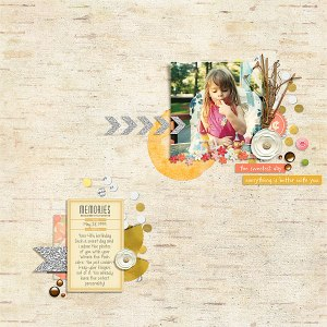 Miss Molly Papers by Gennifer Bursett Miss Molly Elements by Gennifer Bursett Layered Layouts v11 by Deena Rutter Elemental: Wood Dots v2 by Gennifer Bursett Nostalgia Cards by Jen Allyson Nostalgia Labels by Jen Allyson